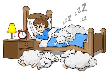 Vaincre les troubles du sommeil …